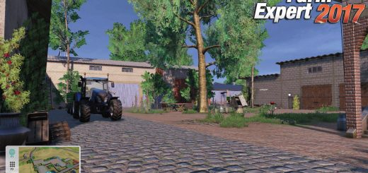 Farm Expert 2017 will have Central Europe map!